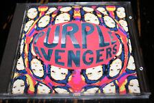 PURPLE AVENGERS Emma Peel Sessions !!! PHANTOM REC VERY RARE VERY HARD TO FIND