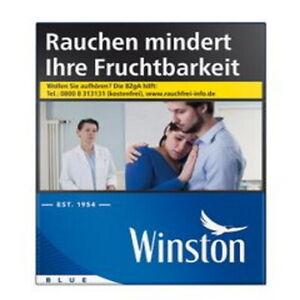 Winston Blue  XXXXL Zigaretten 280Stück (0,285 €/Stück)