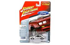 1982 Ford Mustang GT Silver 1800 Made 1/64 Scale By Johnny Lightning JLSP038