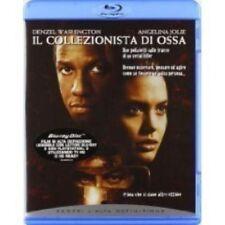 Blu Ray IL COLLEZIONISTA DI OSSA ***Angelina Jolie, Denzel Washington *** .NUOVO