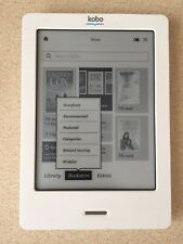 Kobo e-reader Touch Edition 1GB, Wi-Fi, 6in - Grey Quilt