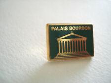 PINS RARE PALAIS BOURBON ASSEMBLEE NATIONALE PARIS ARTHUS BERTRAND