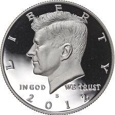 2012 S Kennedy Silver Proof Half Dollar ~ 90% Silver