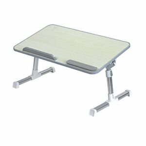 SIIG Adjustable Laptop Bed Desk for MacBook and PC (CE-MT2J12-S1)