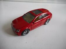 Matchbox Cadillac CTS Wagon in Red