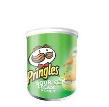 Pringles crema agria y Cebolla - 12 X 40g