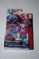 Liege Maximo-Transformers Power of the Primes-Robots in Disguise MOC