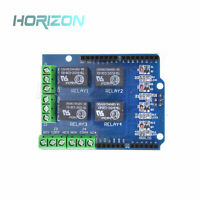 Four channel Relay Shield 5V 4 Channel Relay Shield Module for Arduino Best