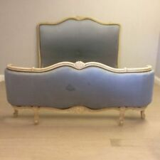 Wooden Louis XV/Neoclassical 20th Century Antique Beds
