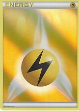 POKEMON CARD: ELECTRIC / LIGHTNING ENERGY -  REV HOLO