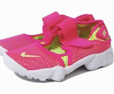 NIKE AIR RIFTS LADIES/GIRLS PINK 829973-631 UK 2.5 EUR 35