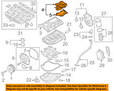 VW VOLKSWAGEN OEM 15-18 Golf Engine Parts-Separator 06K103495AP