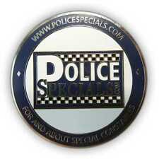 Police Specials Challenge Coin