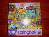 SPRINGBOK Puzzle Eiffel Magic 1000 Piece Jigsaw Puzzle