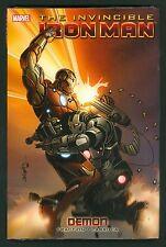 Invincible Iron Man Volume 9 ~ Demon ~ Hardcover ~ New & Sealed ~ Marvel 2012