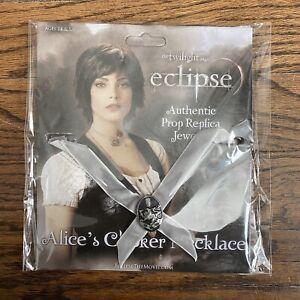 The Twilight Saga Eclipse Alice Cullen Choker Necklace Authentic Prop Jewelry