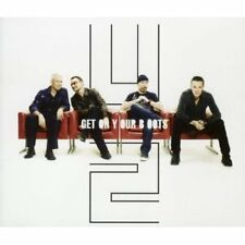 U2 - GET ON YOUR BOOTS  CD POP-ROCK INTERNAZIONALE