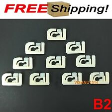 10 PCS WINDSHIELD MOULDING CLIP FIT FOR DATSUN 620  160J