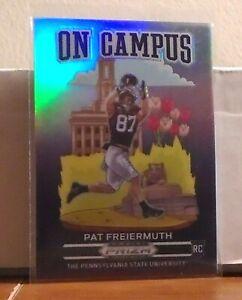2021 Panini Prizm Draft Picks: On-Campus PRIZM:Pat Freiermuth-PSU/PITT Steelers