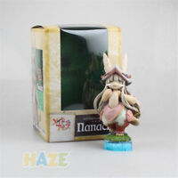 Anime Made in Abyss Nanachi PVC Figure Model New In Box 14cm Toy In Box Gift