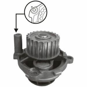 Protex Water Pump PWP7122 fits Volkswagen Caddy 1.6 (2K)