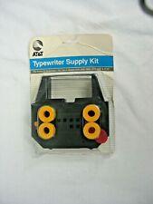 AT&T Series B 'Supply kit' 3 Ribbon 2 correction tape also Fits Royal & Olivetti
