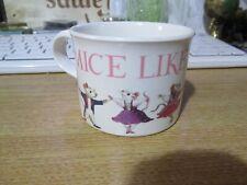 Lovely Emma Bridgewater MIce Like Dancing Kids Melamine Cup / Mug