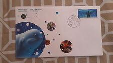 2006 Canada- Vancouver Aquarium 1956-2006 - Fdc Stamp