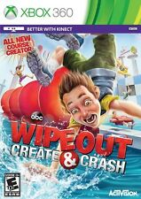 Wipeout: Create & Crash - Xbox 360 Game
