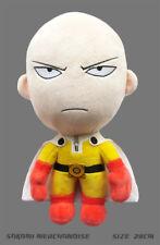 One Punch Man Saitama Angry Version Plush Peluche SAKAMI MERCHANDISE