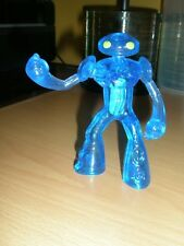 "2011 Blue Echo Echo 4"" McDonald's Action Figure #3 Ben 10 Ultimate Alien"