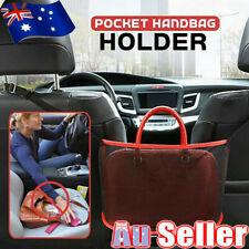 Advanced Car Net Pocket Handbag Holder Organizer Seat Side Storage Mesh Net Bag.
