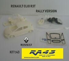 1/43 Renault Clio R3T Rally version Kit