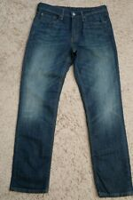   Mens Jeans size 31 x 32 Levis Strauss 541 Athletic Fit blue stretch denim male