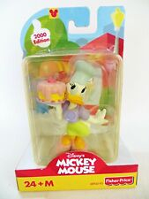 FISHER-PRICE 'DISNEY'S MICKEY MOUSE 'DAISY DUCK' FIGURE. 2000 EDITION. VINTAGE.