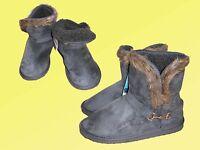 Boots warme Damenstiefel Stiefel Wintersiefel  Gr. 36-41 NEU