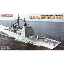 Dragon DRA7035 U.S.S. CG 53 Mobile Bay 1/700 scale plastic model kit