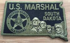 US Marshals Service - District of South Dakota - OD Genuine *Kokopelli Patch*