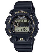 Casio Reloj G-Shock Oro Negro DW-9052GBX-1A9 HOMBRES con Seguimiento