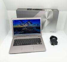 """ASUS ZenBook UX330U 13.3"""" Ultra-Slim Intel i5-7200U 2.50GHz 8GB RAM 256GB SSD"""