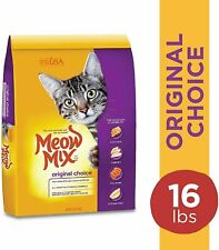 Meow Mix Original Choice Dry Cat Food - 16lb.