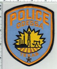 Odessa Police (Texas) 2nd Issue Shoulder Patch