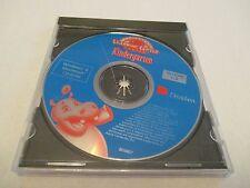 Davidson's Learning Center Series Kindergarter DVD PC & Mac Compatible