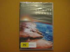CLIMATE CHANGE David Attenborough AUSSIE DVD 2012 - BRAND NEW
