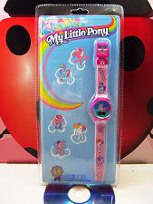 MLP My Little Pony WRIST WATCH Zeon Hasbro Greek Exclusive Vintage 90s MISP OVP