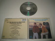 RIGHTEOUS BROTHERS/THE VERY BEST OF UNCHAINED MELODY(VERVE/847 248-2)CD ALBUM