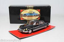 . NOREV LIGNE NOIR CITROEN BERLINE DS 19 MAJESTY 66/68 BLACK MINT BOXED RARE