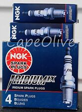 6 PCS - NGK 5464 Iridium IX Spark Plugs (BKR5EIX-11)