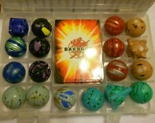 Bakugan Collection 18 Brawlers + 24 Cards + Collector Case (D)
