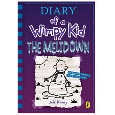 Diary of a Wimpy Kid: The Meltdown book 13 Diary of a Wimpy Kid 13 Hardcover